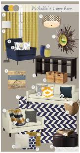 Grey And Blue Living Room Ideas Best 25 Mustard Living Rooms Ideas On Pinterest Yellow Accents