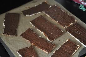 sweet u0026 salty dark chocolate caramel matzo for passover the