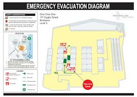 3d evacuation plans