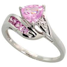 Pink Wedding Rings by Thisvalentine Com Special Rings For That Special Someone