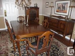 antique dining room sets with amusing vintage dining room sets