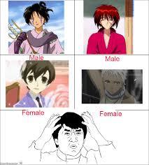 Meme Comic Anime - ragegenerator rage comic anime gender