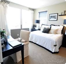 bedroom office office guest room combo office inspiration pinterest guest