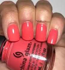 my nail polish obsession china glaze seas and greetings holiday