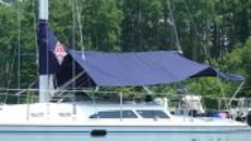 Sailboat Sun Awnings Awning Boom Tent