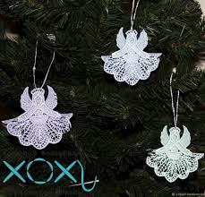 buy angels lace gifts for the new year on livemaster online shop