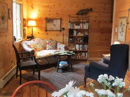 a renovated cabin on 3 acres of maine woods vrbo