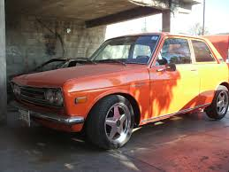 nissan datsun 510 nissan rhd 1972 datsun 510 specs photos modification info at
