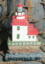 great lakes lighthouse ornaments by scaasis at pelican bay
