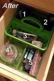 Under Bathroom Sink Organization Ideas 45 Best Under Sink Storage Images On Pinterest Organization