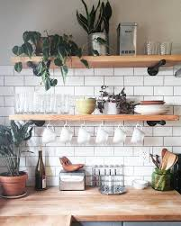 Kitchen Shelf Decorating Ideas Awesome Decorating Ideas For Kitchen Shelves Photos Interior