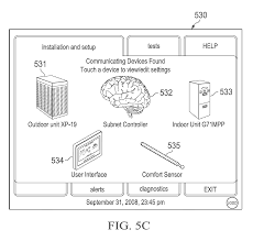 patent us8615326 system and method of use for a user interface