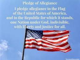 free printables pledge of allegiance american flag christian