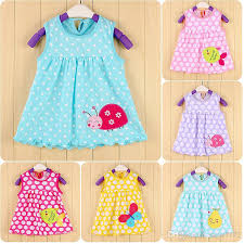 bebe blouses ladybug polka dot bebe dresses 0 2years baby dress