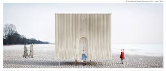 gallery of winners revealed for toronto s 2016 winter stations