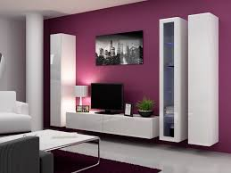 Tv Unit Designs For Living Room by Home Design 85 Extraordinary Living Room Wall Cabinetss