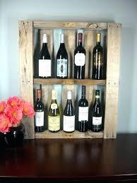 pallet liquor rack wood pallet liquor shelf u2013 goodonline club