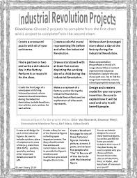 industrialization and imperialism project qr codes rubrics and