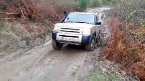 land rover discovery 3 off road land rover discovery 3 off road no tire mud best youtube
