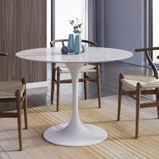 tulip table knock off tulip table and chairs reproduction eero saarinen oval dining white