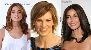 best haircuts for rectangular faces best hairstyles for oblong faces with regard to hairstyle right hs