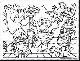 zoo animal coloring pages printable for toddlers cute baby puppy