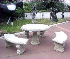Concrete Patio Table Set Concrete Patio Furniture Sets Outdoor Table Set Travel