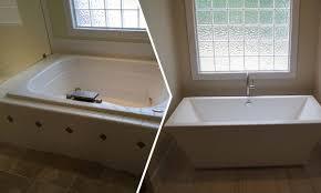 freestanding tub master bathroom renovation charlotte home freestanding tub master bathroom renovation