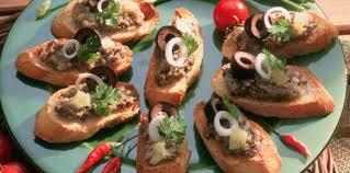 recette canapé facile canapés aux rillettes de sardines facile et pas cher recette