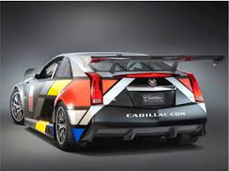 2005 cadillac cts kbb cadillac cts v coupe challenge racer 2011 detroit auto