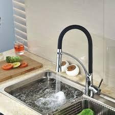 Kitchen Sink And Faucet Sets Deck Mount Kitchen Sink Faucet Sets Chrome Black Pull Down Basin