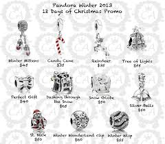 pandora black friday charm 2017 pandora winter 2013 collection official release and 12 days of