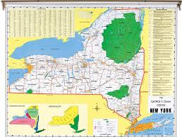 Map Ny Political Map Of New York State New York Map