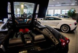 exotic cars exotic car sales see rebound the sacramento bee