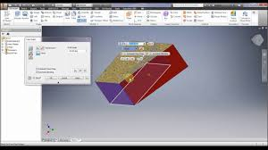 how to use draft command in autodesk inventor youtube