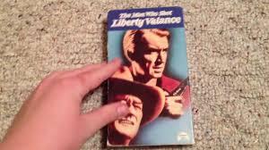 Watch The Man Who Shot Liberty Valance The Man Who Shot Liberty Valance Vhs Review Youtube