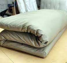 japanese futon mattress queen size roll up futon mattress japanese