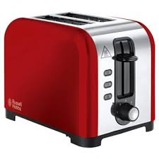 Russell Hobbs Toasters Buy Russell Hobbs Henley 23531 2 Slice Toaster Red From Our
