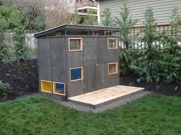 Prefab Studio Brilliant 60 Dark Wood Garden Decor Design Decoration Of Best 25
