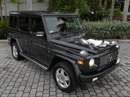 mercedes ft myers fl 2003 mercedes g500 fort myers florida for sale in fort myers
