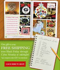 happy everything cookie jar our gift to you free shipping from black friday through cyber