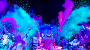 color fun fest 2015 official video youtube