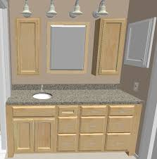 Bathroom Vanity With Offset Sink Introduced A Guide To Asymmetrical Bathroom Vanities With Offset