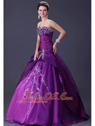 wedding dresses with purple detail cheap purple color quinceanera gown with silver
