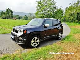 new jeep renegade green first drive 2015 jeep renegade in italy drive arabia