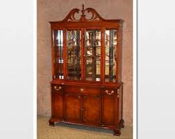 Ornate Display Cabinets China Cabinet Etsy