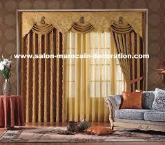 decor salon arabe beautiful rideaux encastrable salon images amazing house design