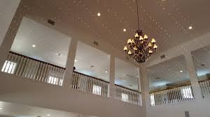 Ceiling String Lights by String Lighting Dpc Event Services