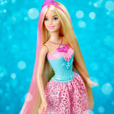 barbie endless hair kingdom princess doll blonde hair dkb60