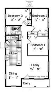 Simple Floor Plan Software 20 U0027 X 20 House Design Idea Starla Model